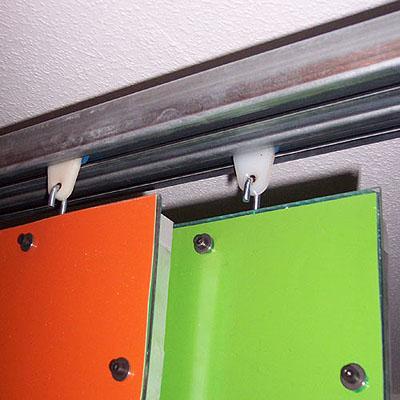 acrylglas schiebet r display berlin. Black Bedroom Furniture Sets. Home Design Ideas